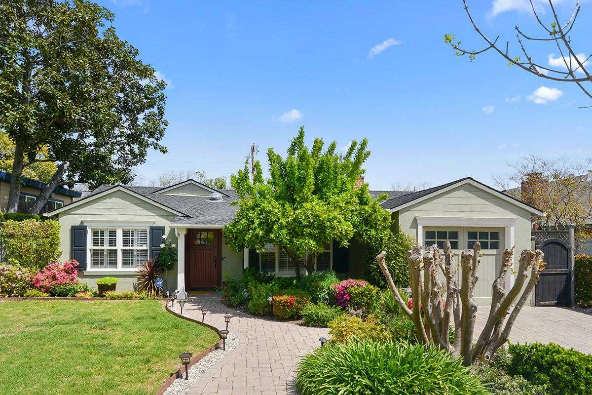 $1,695,000 - 3Br/2Ba -  for Sale in Redwood City