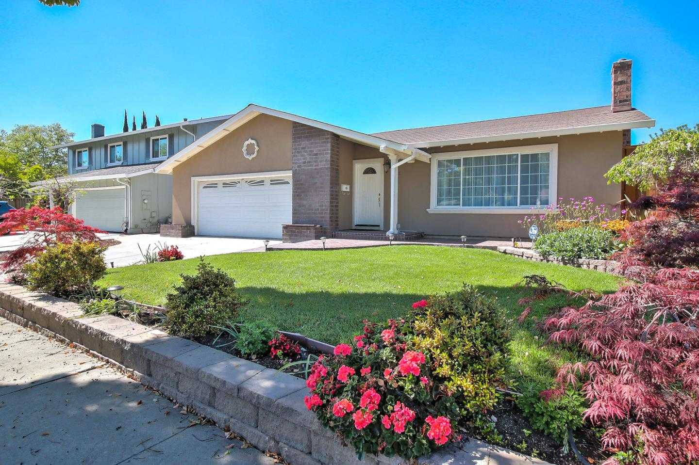 $1,098,000 - 3Br/2Ba -  for Sale in San Jose