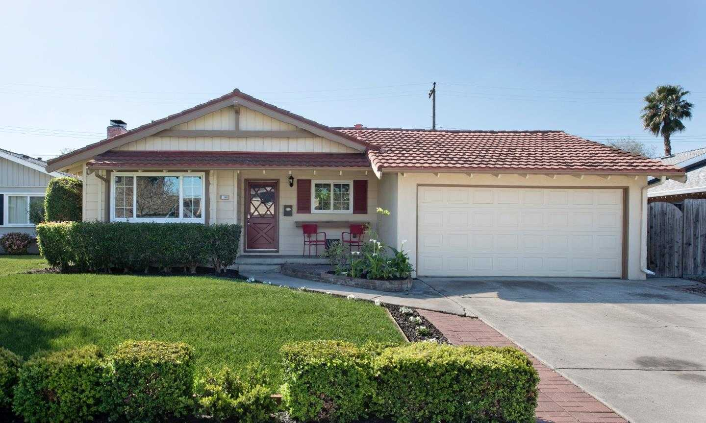 $1,298,000 - 3Br/2Ba -  for Sale in Santa Clara