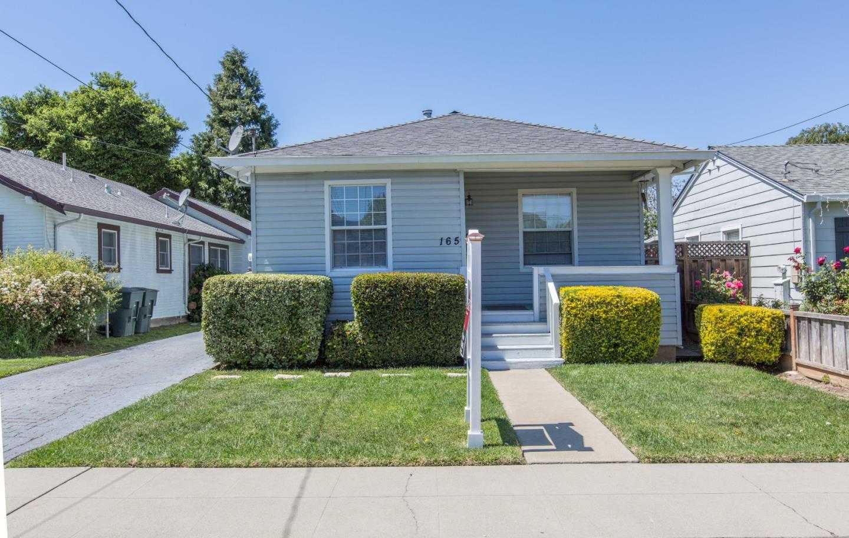 165 Florence St Sunnyvale, CA 94086