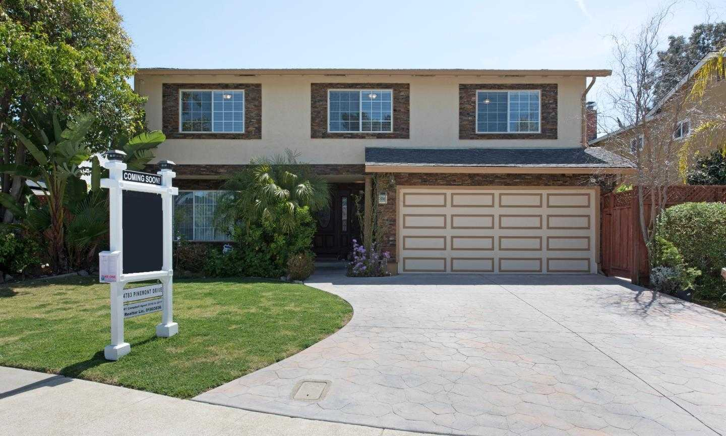 $1,698,000 - 5Br/4Ba -  for Sale in Campbell