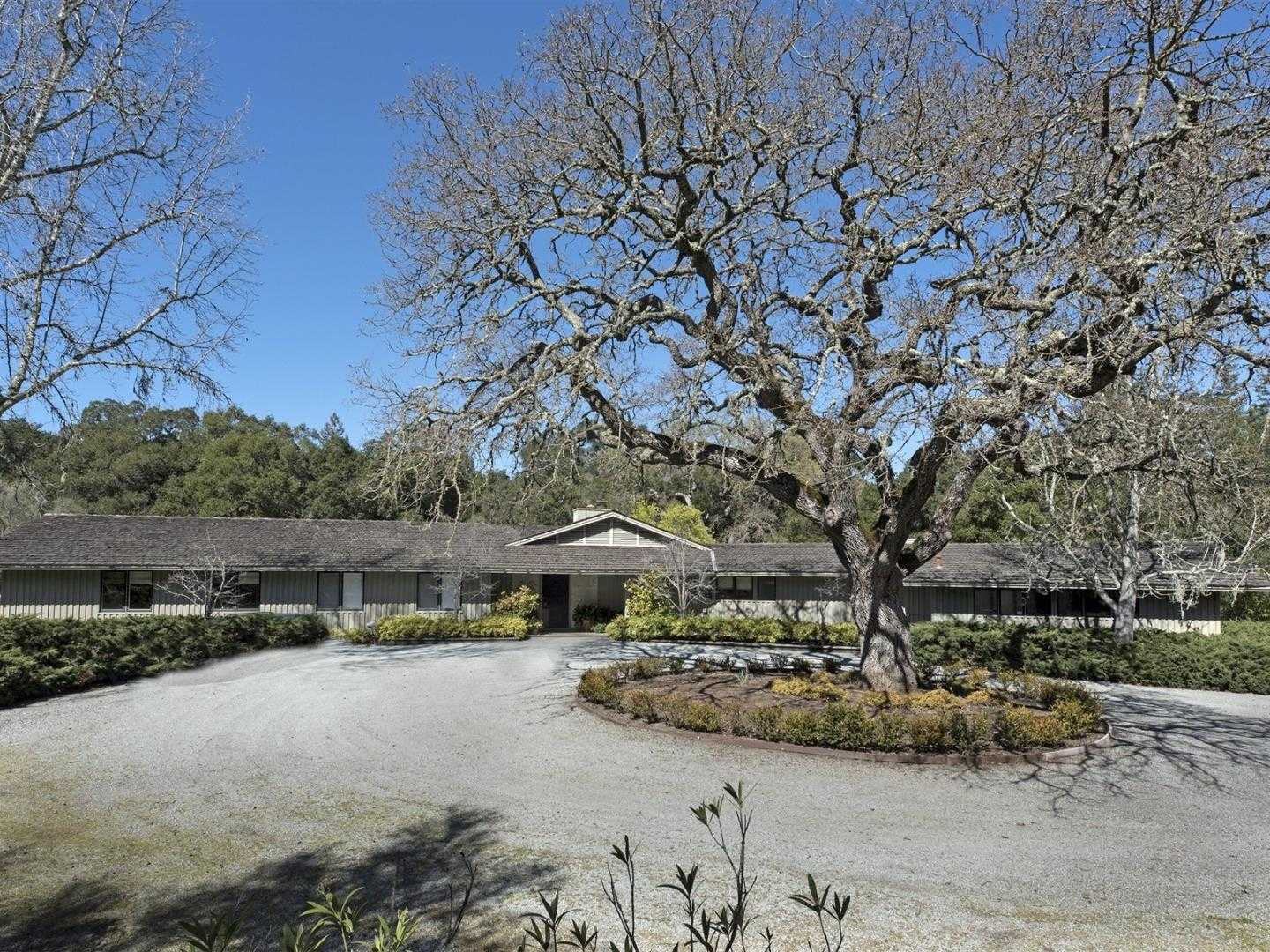 $16,800,000 - 5Br/4Ba -  for Sale in Atherton