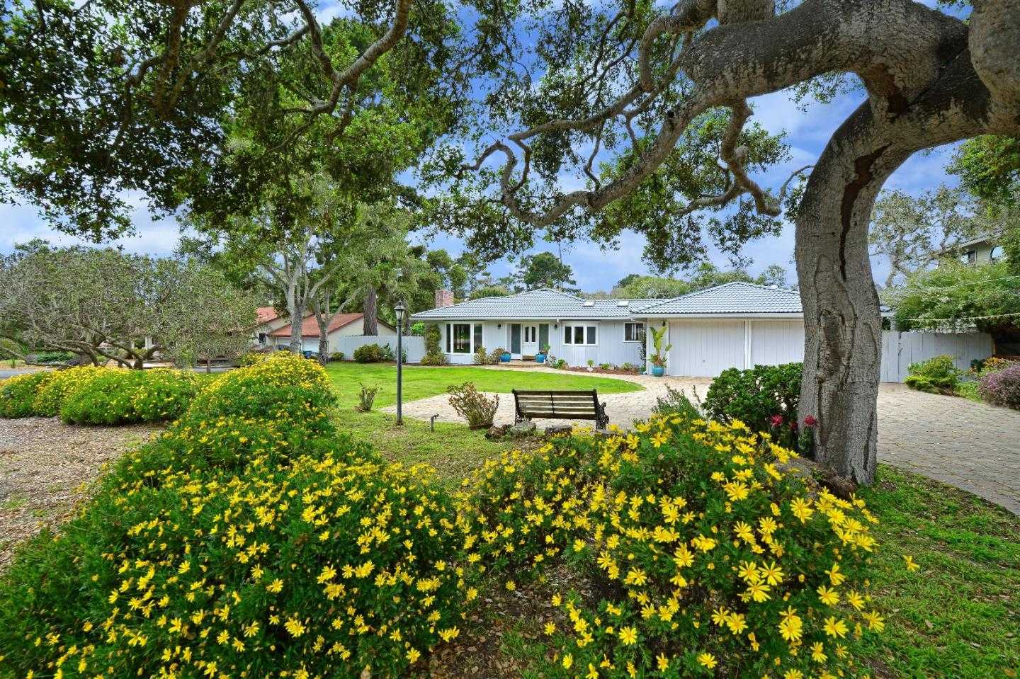 $1,295,000 - 3Br/2Ba -  for Sale in Pebble Beach