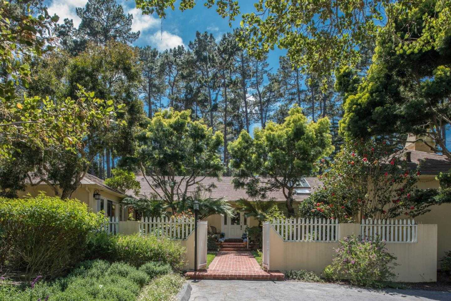 $2,795,000 - 4Br/4Ba -  for Sale in Pebble Beach