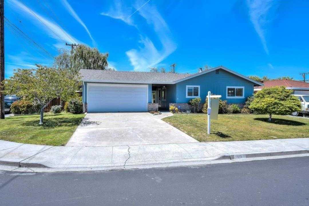 $1,799,000 - 3Br/2Ba -  for Sale in Santa Clara