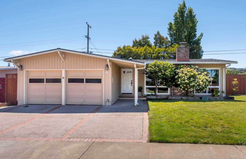 1179 Oakwood DR MILLBRAE, CA 94030
