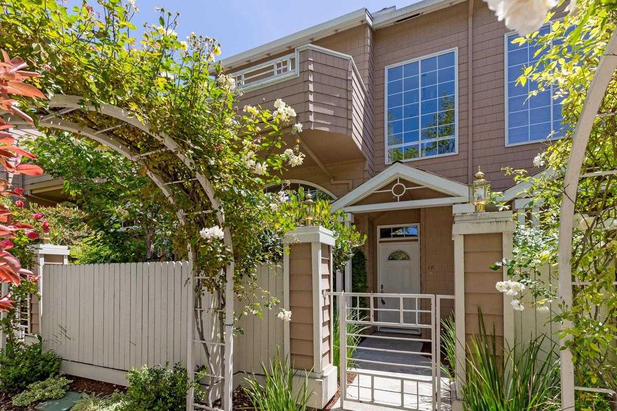$1,798,000 - 3Br/3Ba -  for Sale in Palo Alto