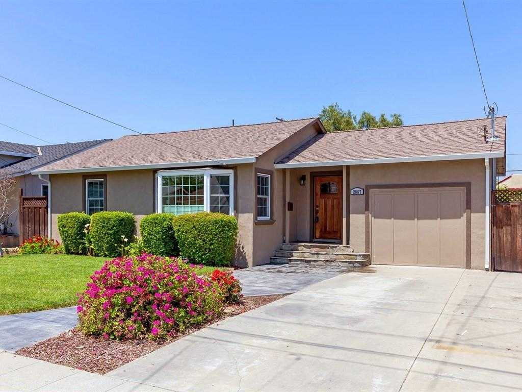 $1,398,000 - 3Br/2Ba -  for Sale in Santa Clara