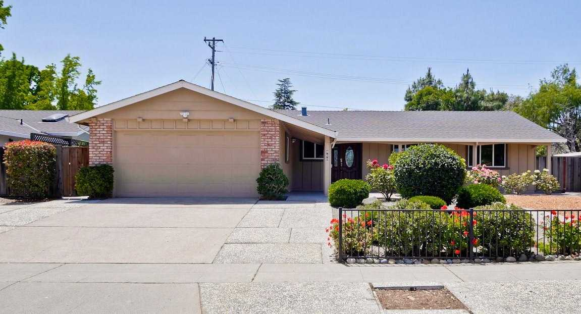 $2,480,000 - 4Br/3Ba -  for Sale in Sunnyvale
