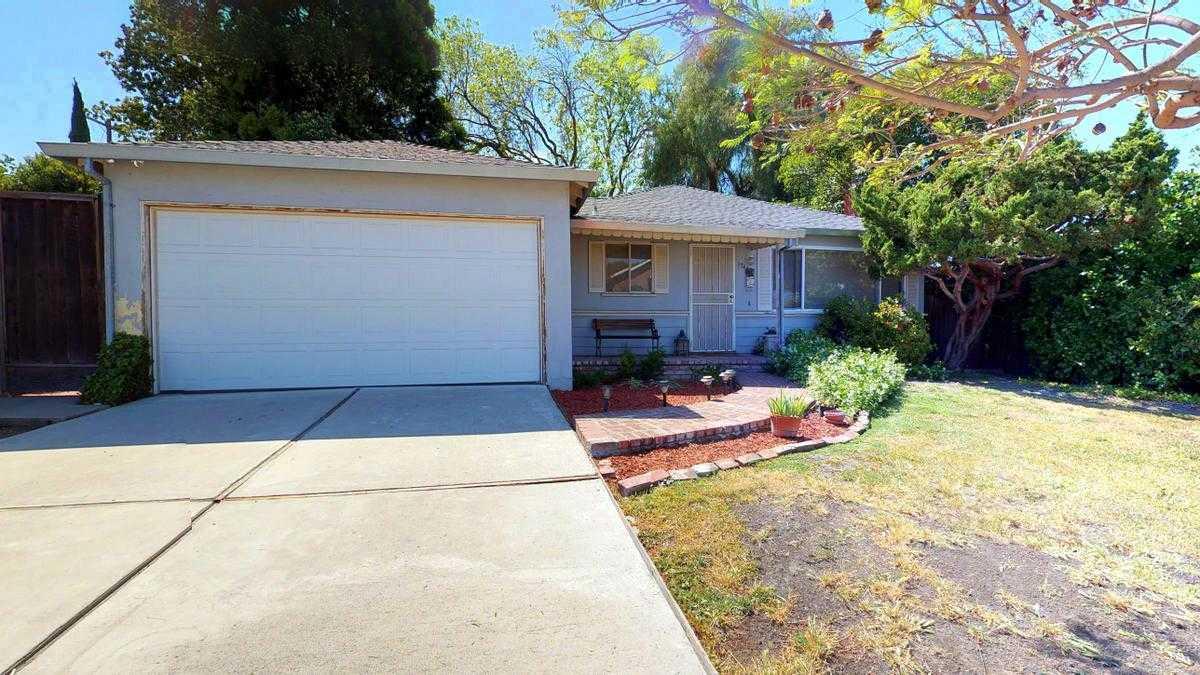 $1,198,000 - 3Br/2Ba -  for Sale in Santa Clara