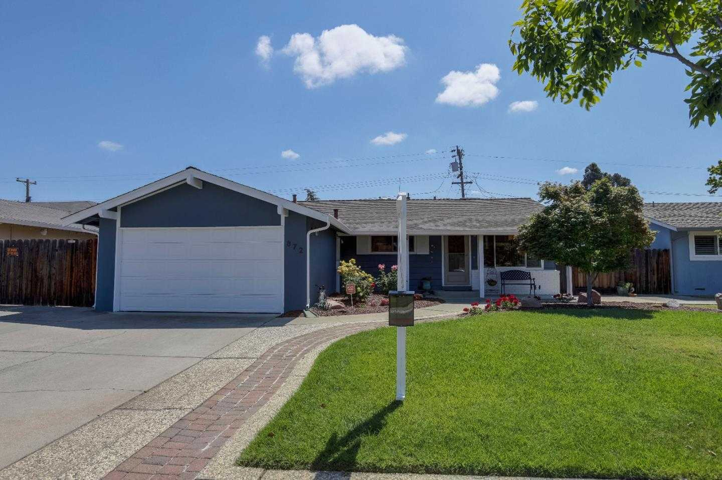 $1,498,000 - 3Br/2Ba -  for Sale in Campbell