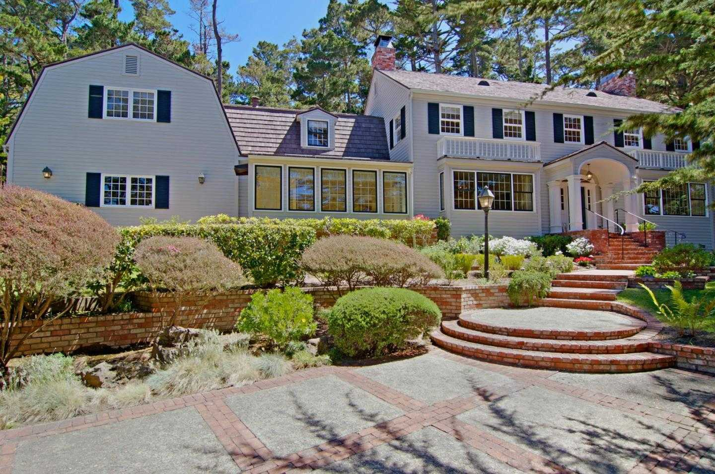 $4,200,000 - 5Br/6Ba -  for Sale in Pebble Beach
