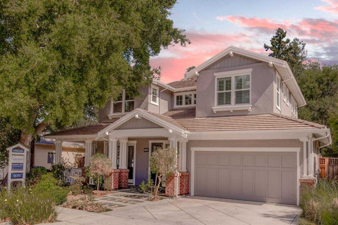 $3,390,000 - 4Br/4Ba -  for Sale in Mountain View