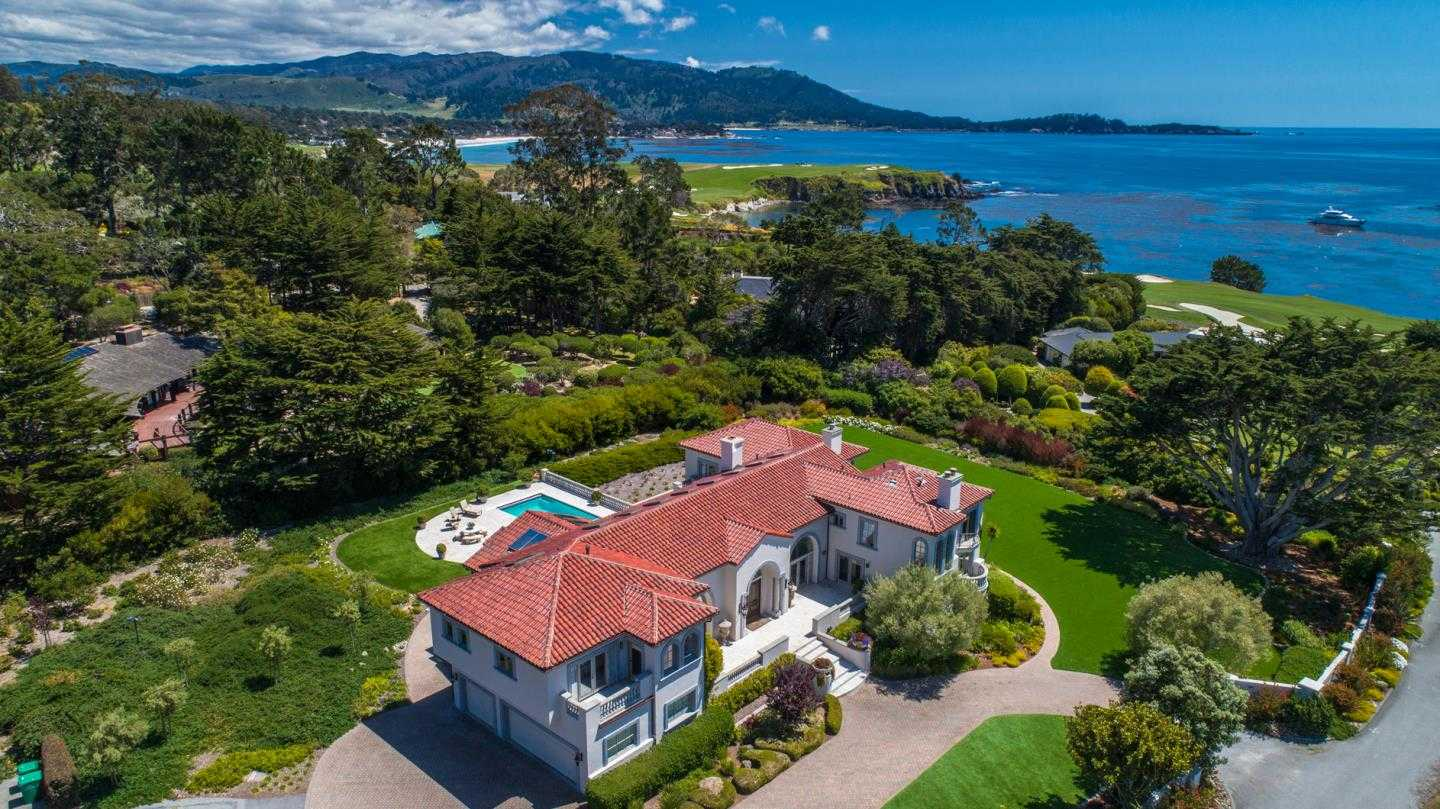 $14,900,000 - 5Br/7Ba -  for Sale in Pebble Beach