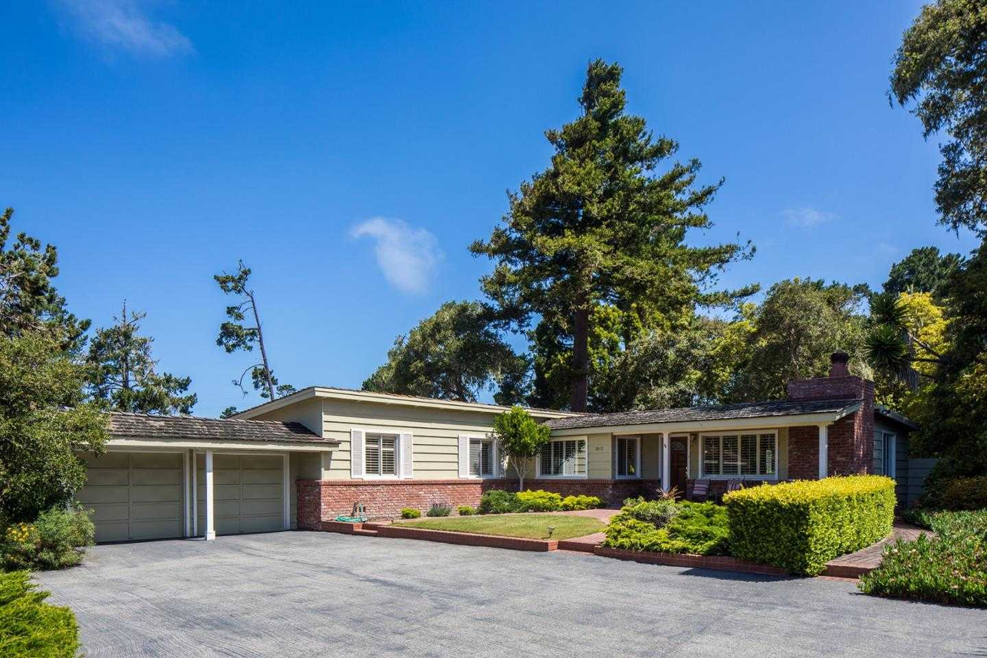 $1,185,000 - 3Br/2Ba -  for Sale in Pebble Beach