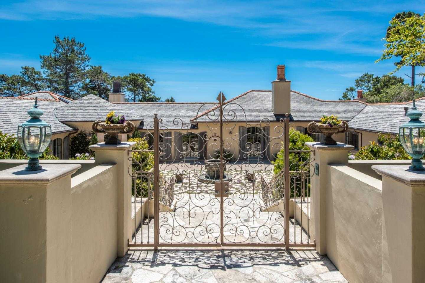 $5,895,000 - 4Br/5Ba -  for Sale in Pebble Beach