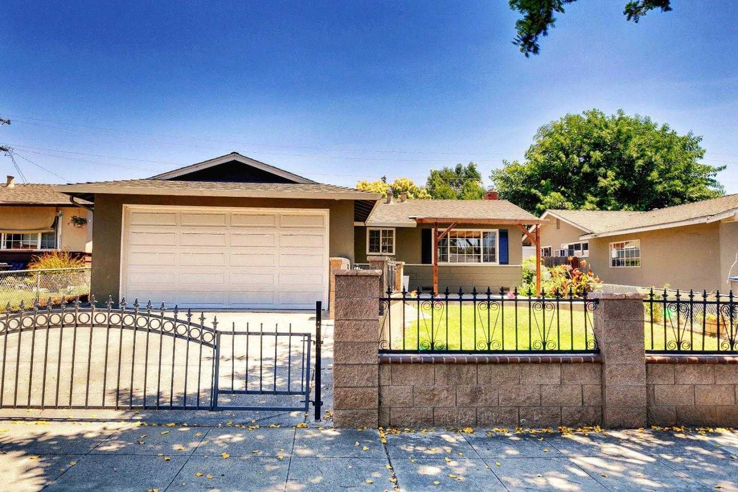 3300 Mount Vista Dr San Jose, CA 95127