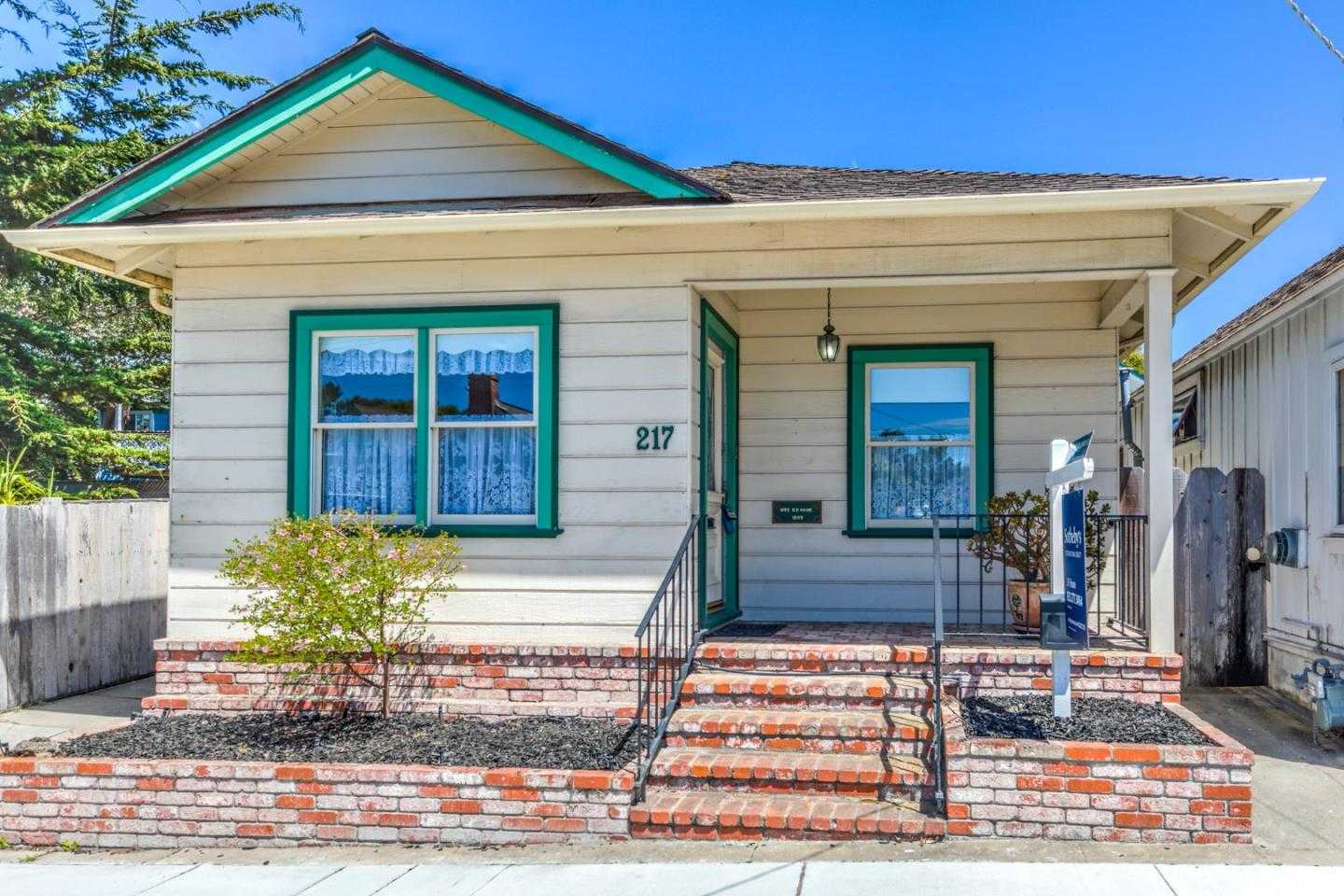 $742,500 - 2Br/1Ba -  for Sale in Pacific Grove