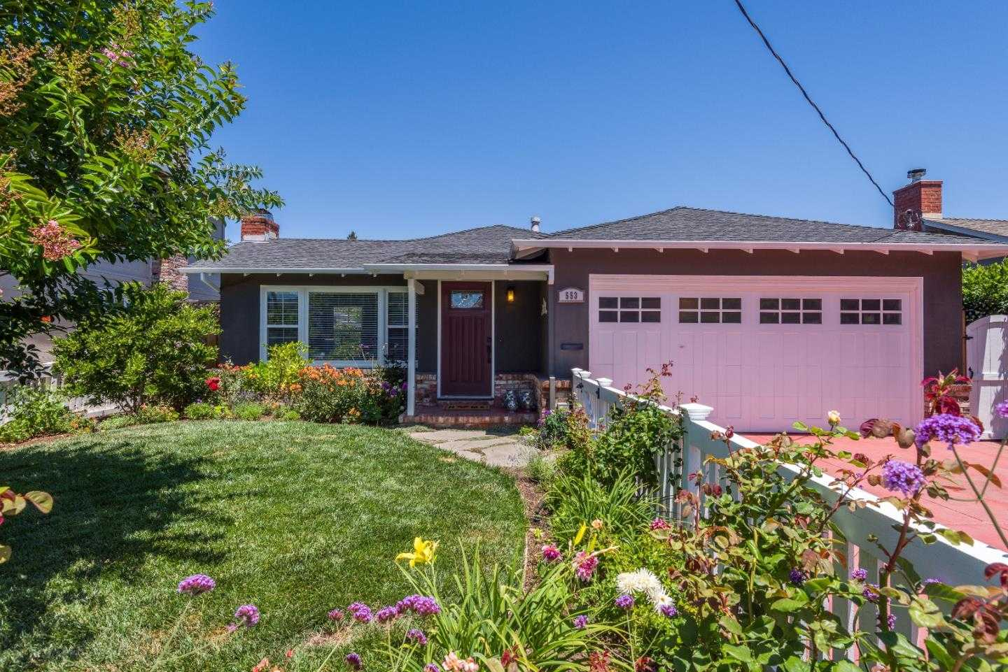 $1,600,000 - 3Br/2Ba -  for Sale in Redwood City