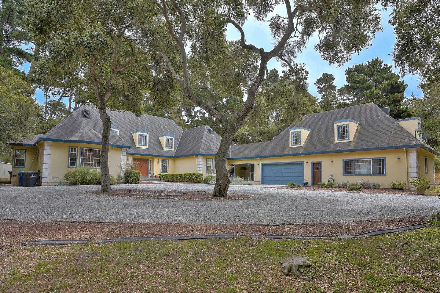 $2,395,000 - 6Br/6Ba -  for Sale in Pebble Beach