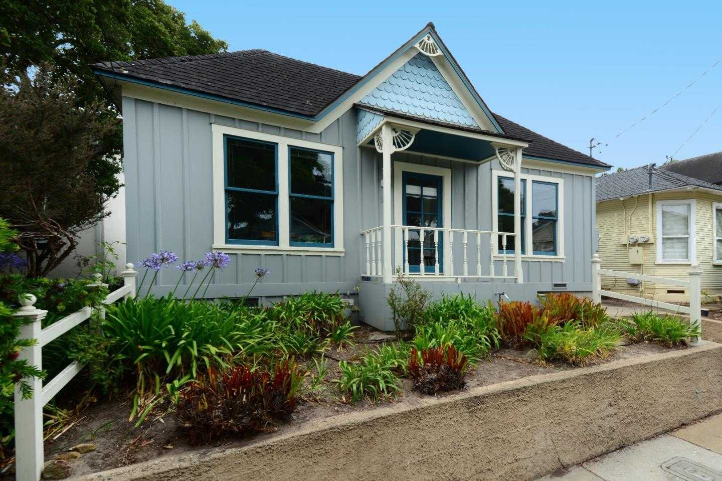 $777,500 - 2Br/1Ba -  for Sale in Pacific Grove