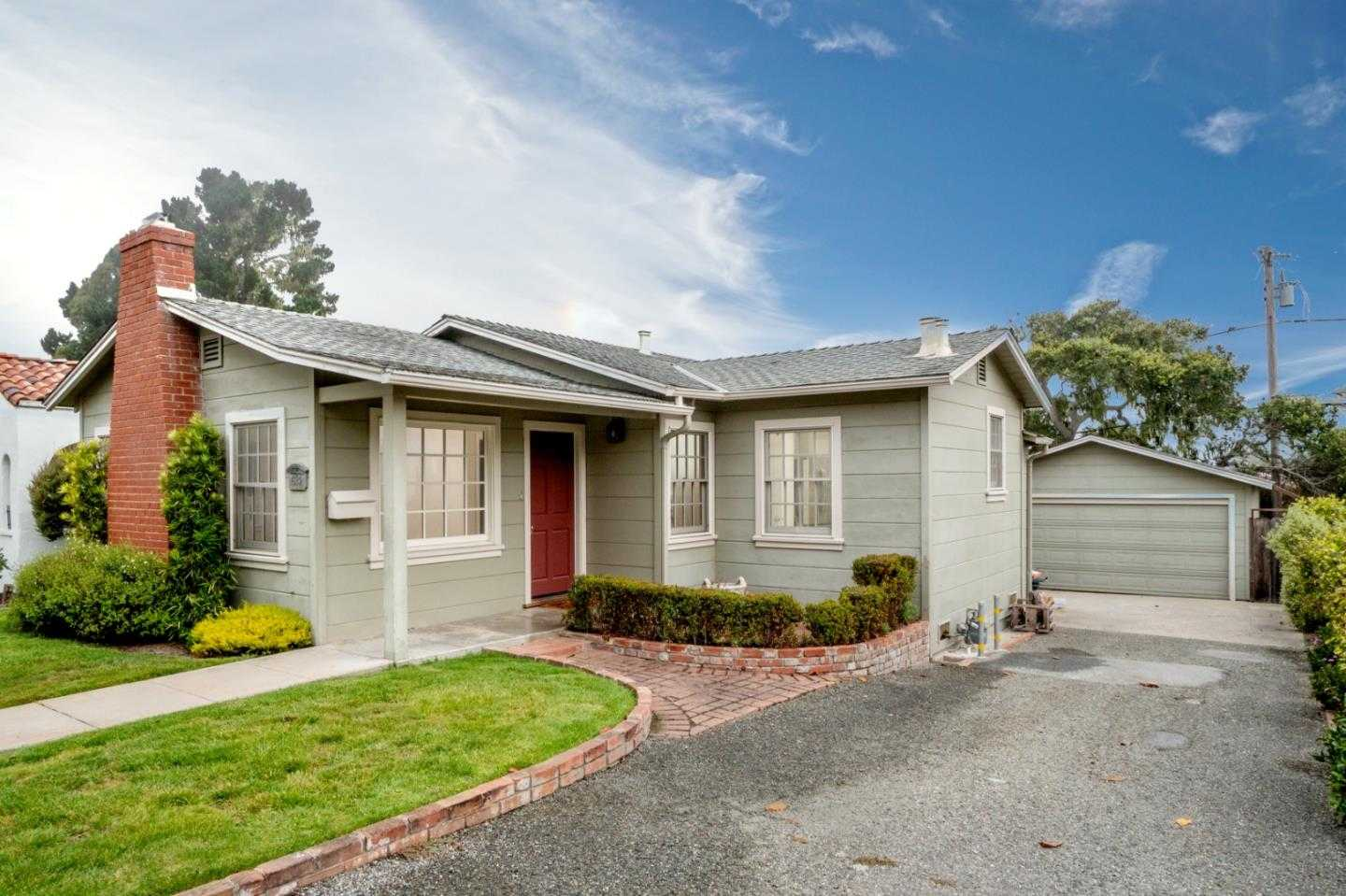 $942,000 - 3Br/2Ba -  for Sale in Pacific Grove