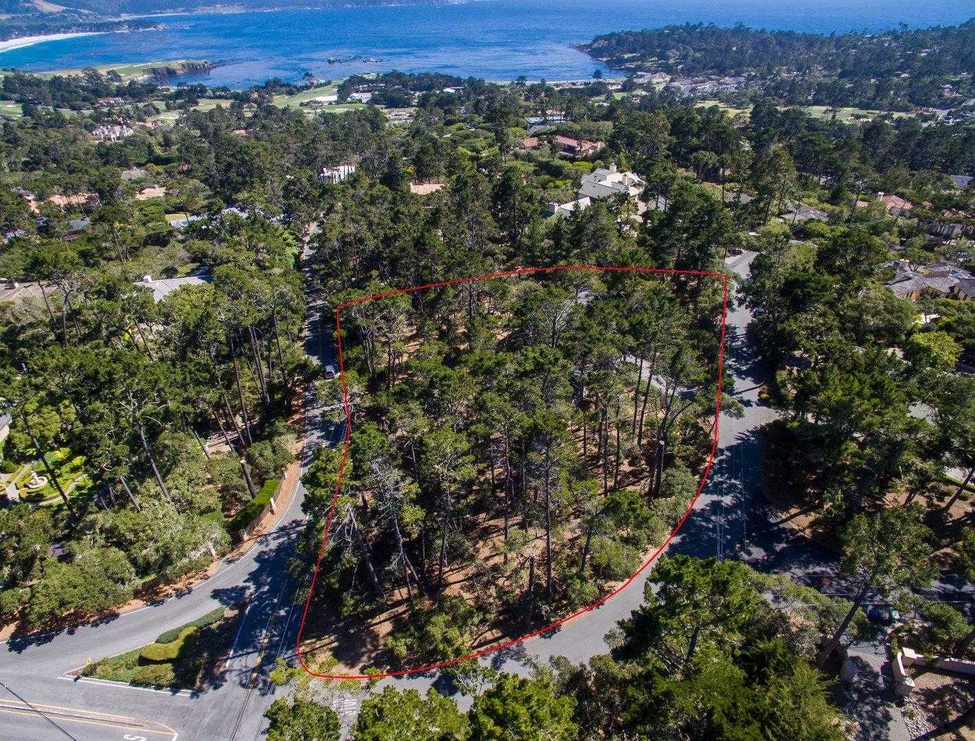 $2,595,000 - 4Br/4Ba -  for Sale in Pebble Beach