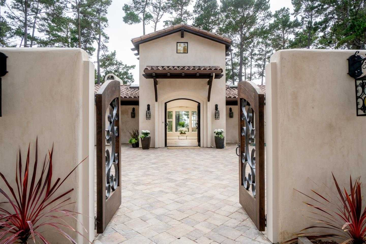 $3,848,000 - 5Br/5Ba -  for Sale in Pebble Beach