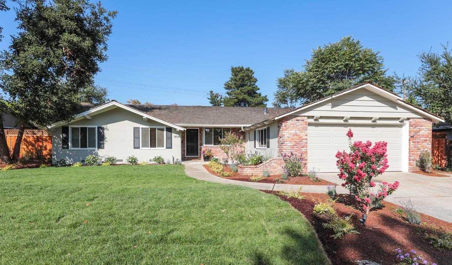 1854 Appletree LN MOUNTAIN VIEW, CA 94040