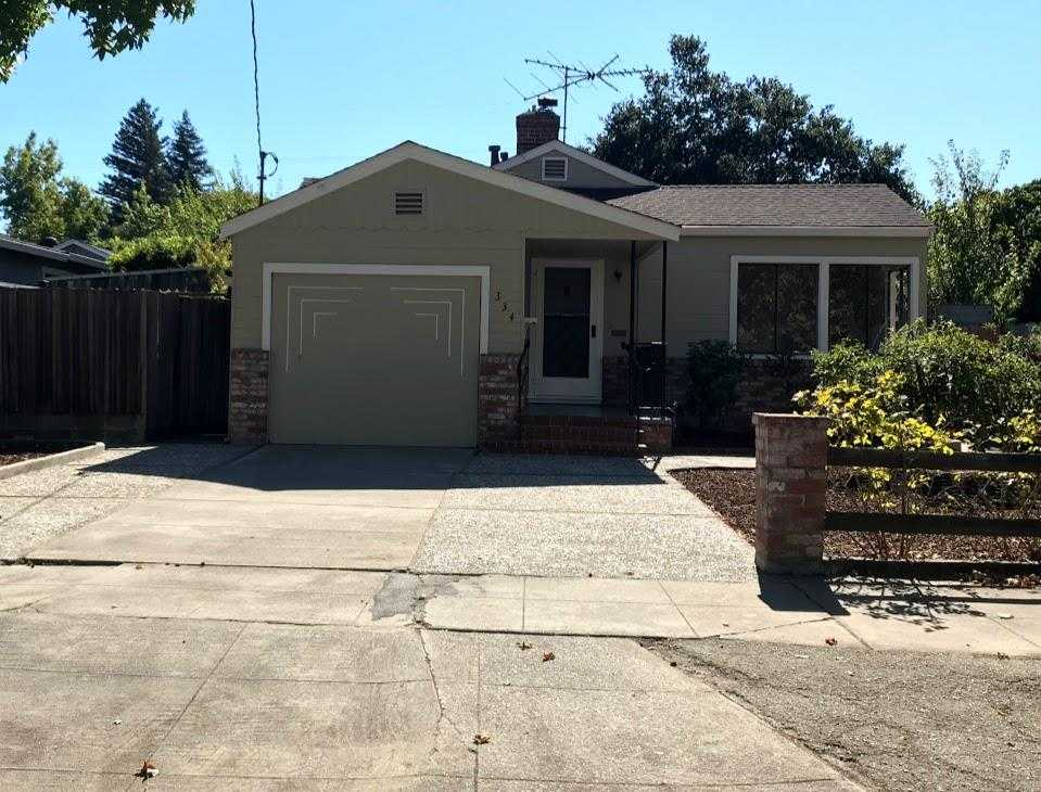 $1,399,950 - 3Br/2Ba -  for Sale in Redwood City