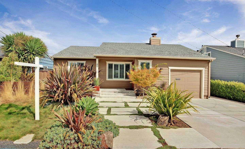 20 N Rochester St San Mateo, CA 94401