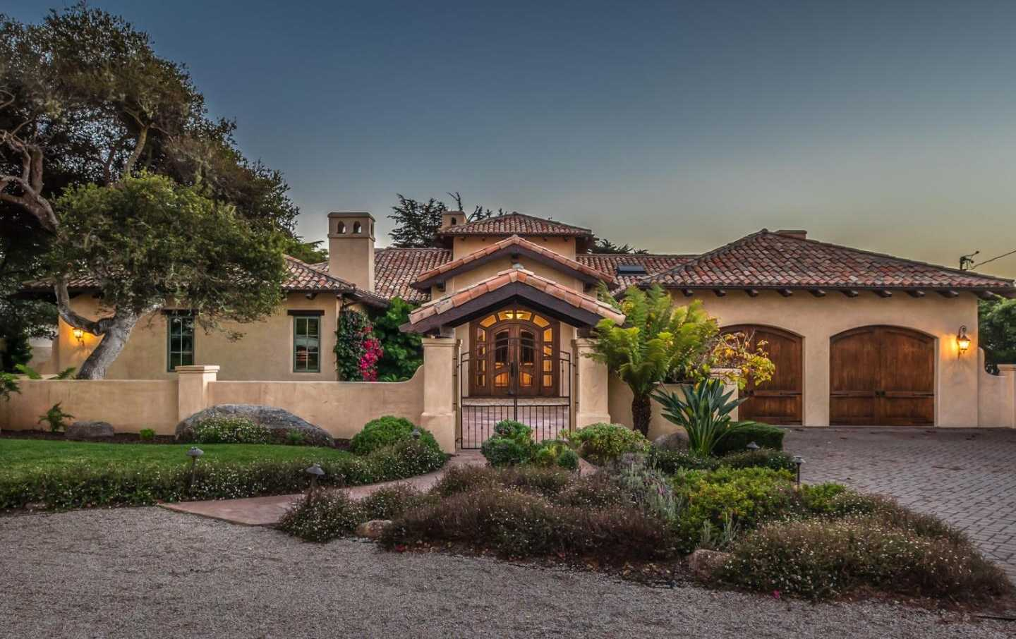 $3,395,000 - 3Br/4Ba -  for Sale in Pebble Beach