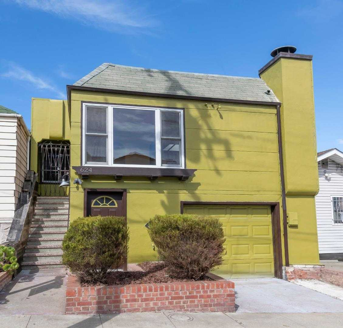 624 Bellevue Ave Daly City, CA 94014