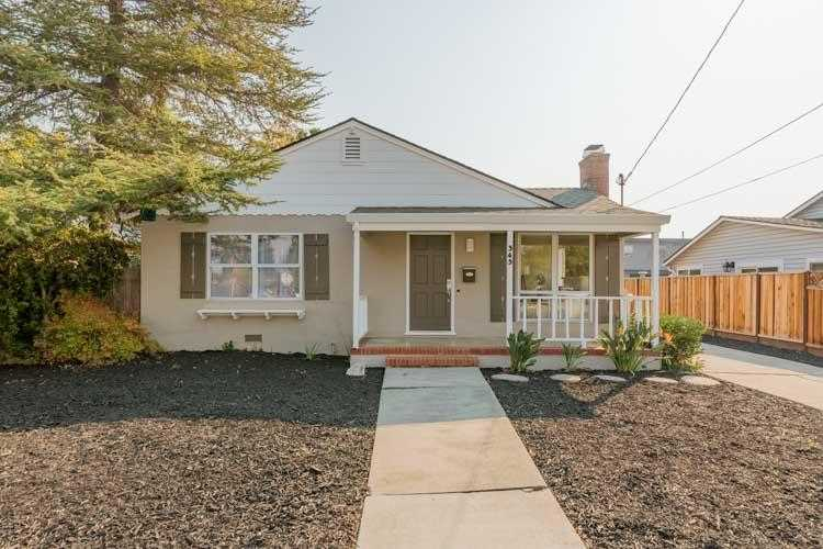 $2,088,000 - 3Br/1Ba -  for Sale in Palo Alto