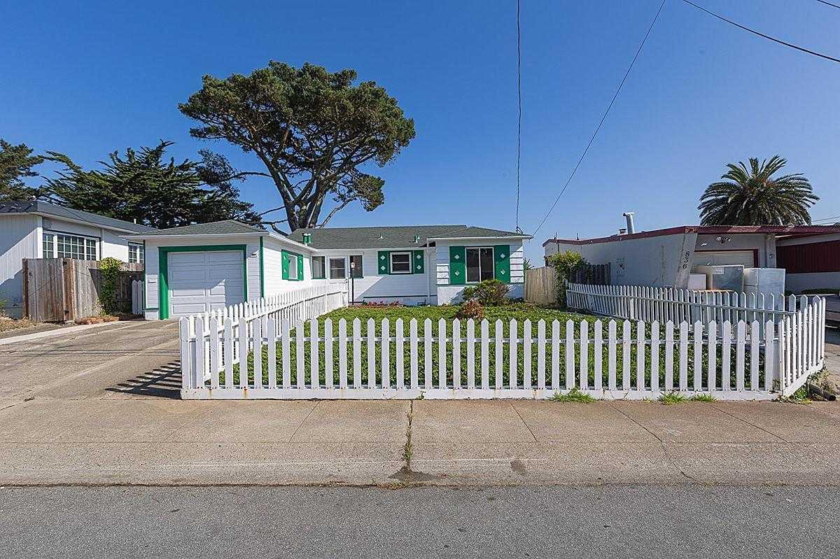 840 Beechwood Dr Daly City, CA 94015