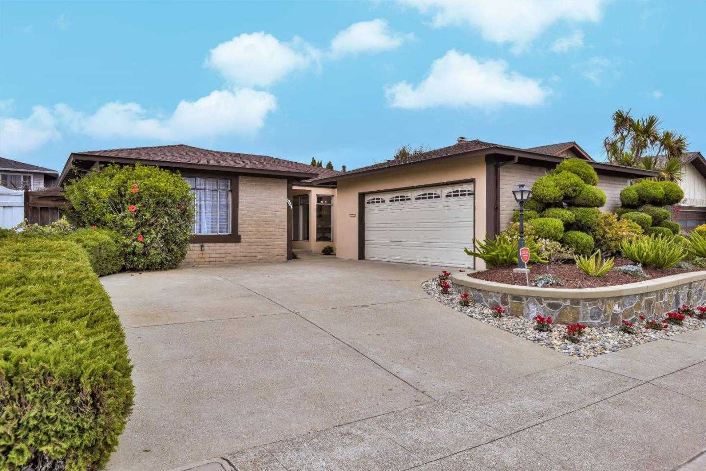 $1,588,000 - 3Br/2Ba -  for Sale in Foster City