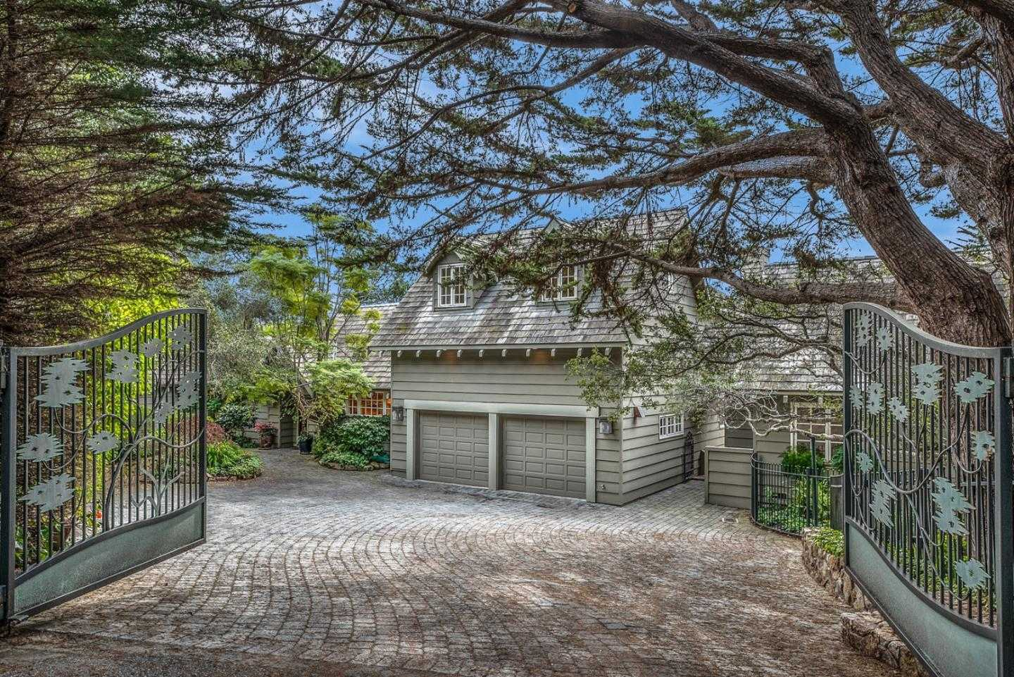 $4,395,000 - 4Br/5Ba -  for Sale in Pebble Beach