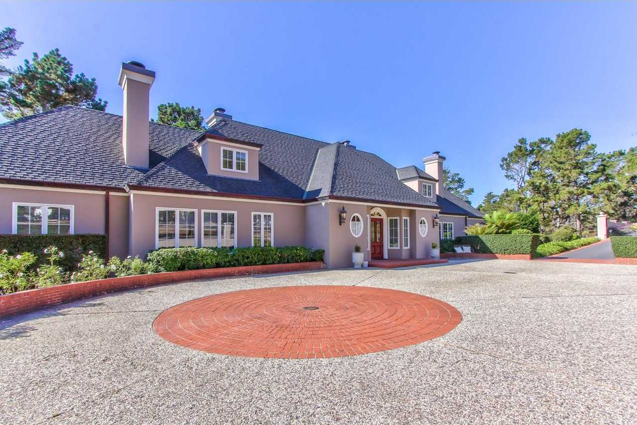 $4,795,000 - 5Br/7Ba -  for Sale in Pebble Beach
