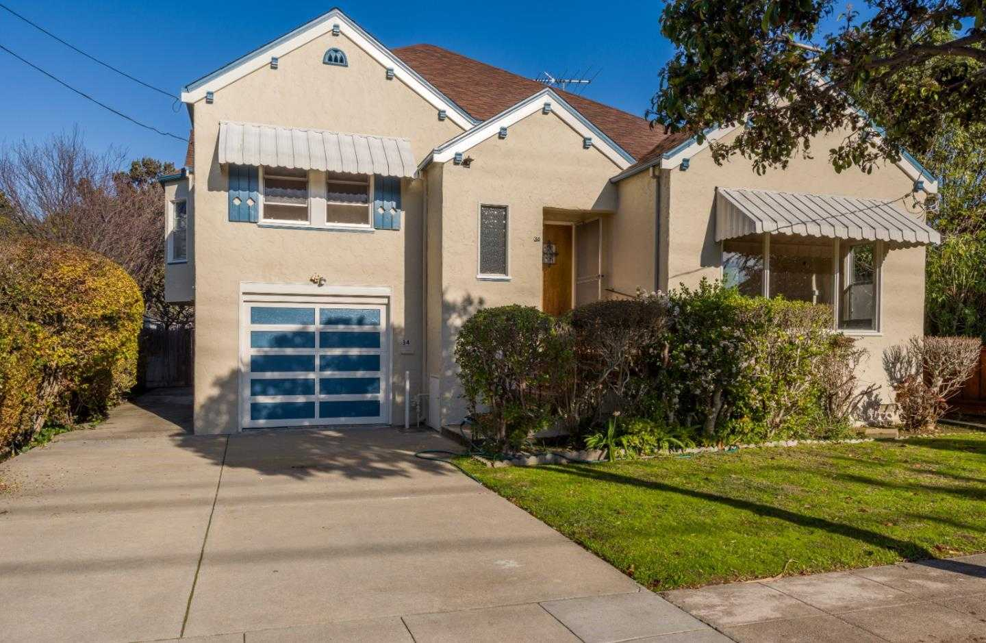 $1,895,000 - 4Br/2Ba -  for Sale in Burlingame