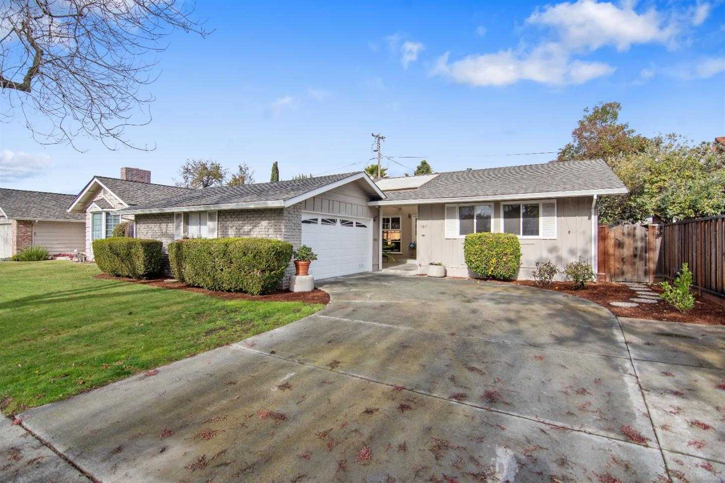 $1,695,000 - 3Br/2Ba -  for Sale in Sunnyvale