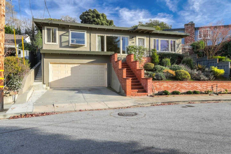 $1,610,000 - 3Br/2Ba -  for Sale in San Carlos