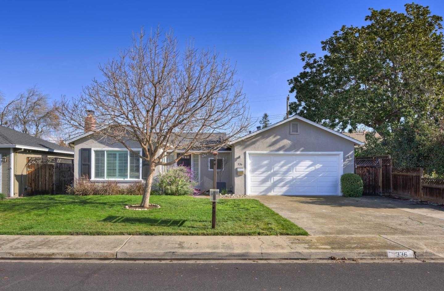 $1,389,000 - 3Br/2Ba -  for Sale in Campbell
