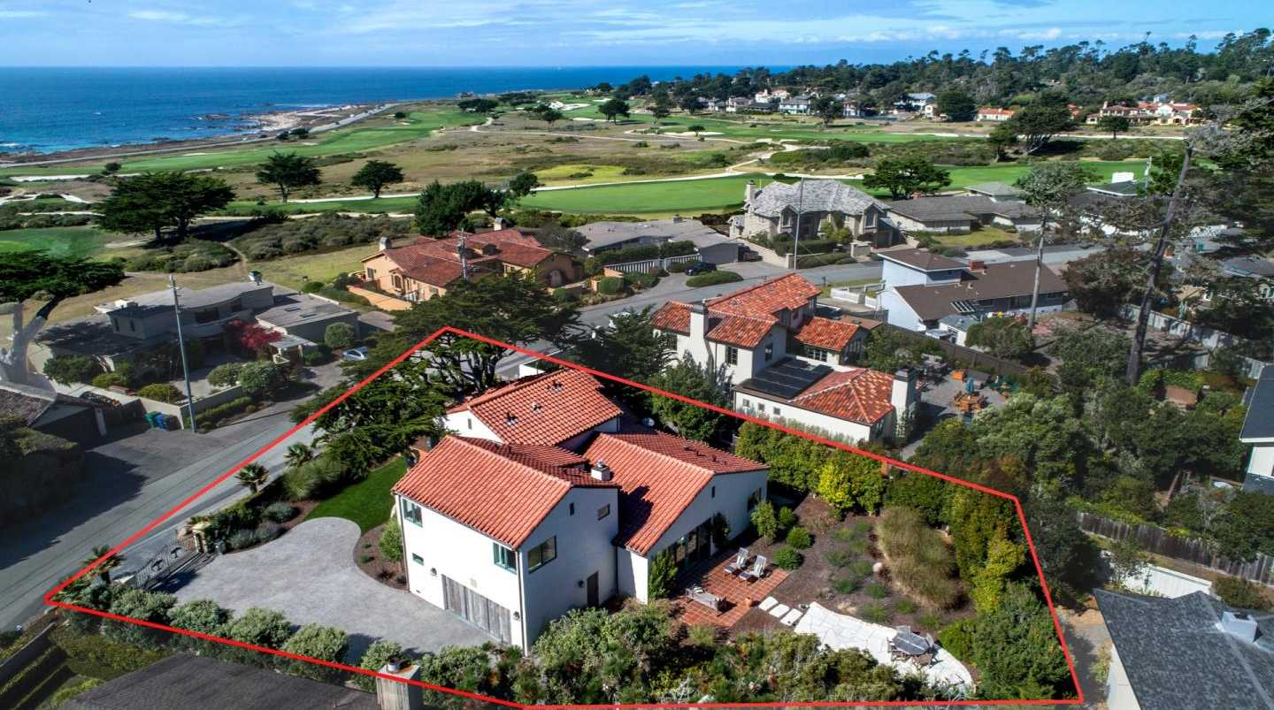$4,795,000 - 4Br/5Ba -  for Sale in Pebble Beach