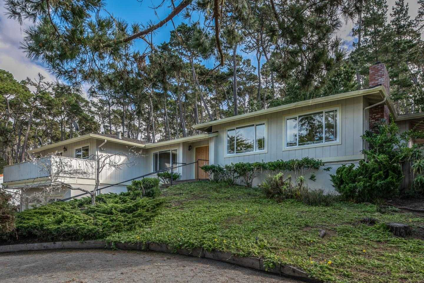 $1,275,000 - 3Br/2Ba -  for Sale in Pebble Beach