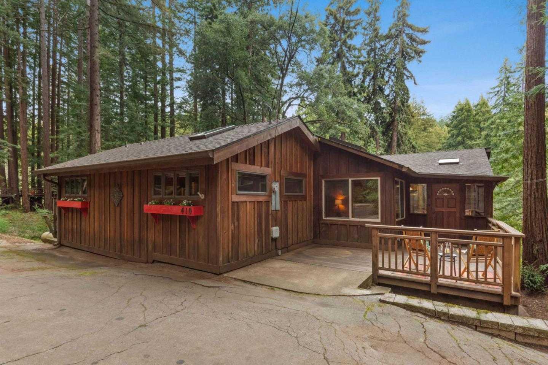 410 Hillside DR BOULDER CREEK, CA 95006