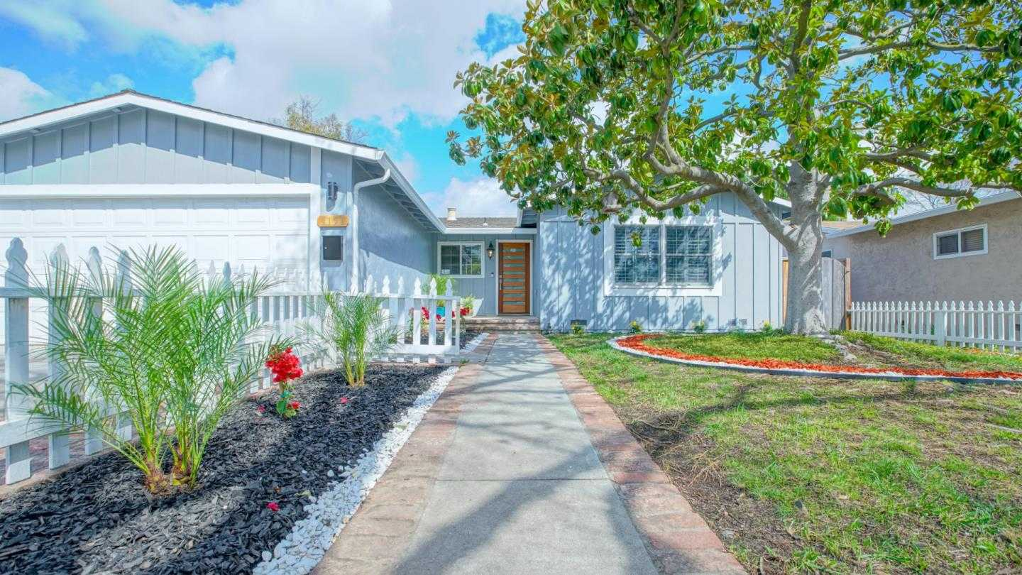 1151 Springfield DR CAMPBELL, CA 95008
