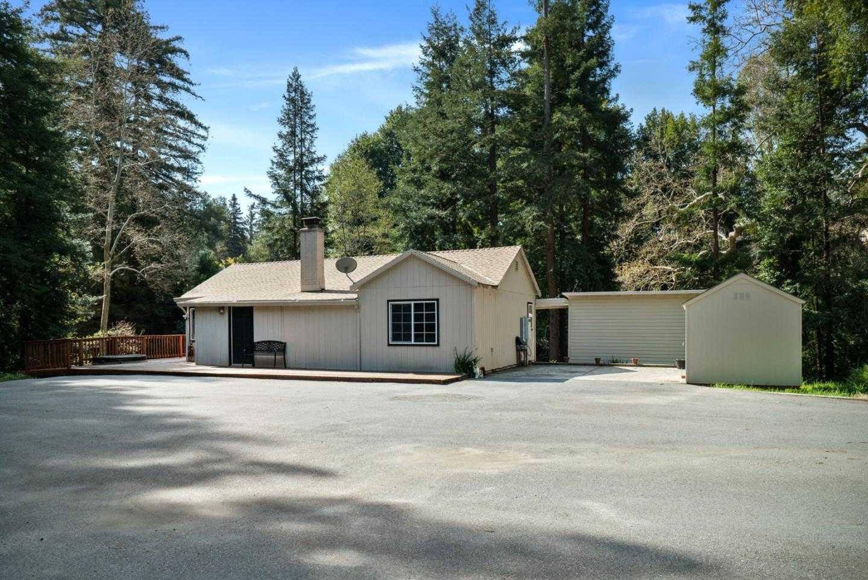 420 Brackney RD BEN LOMOND, CA 95005