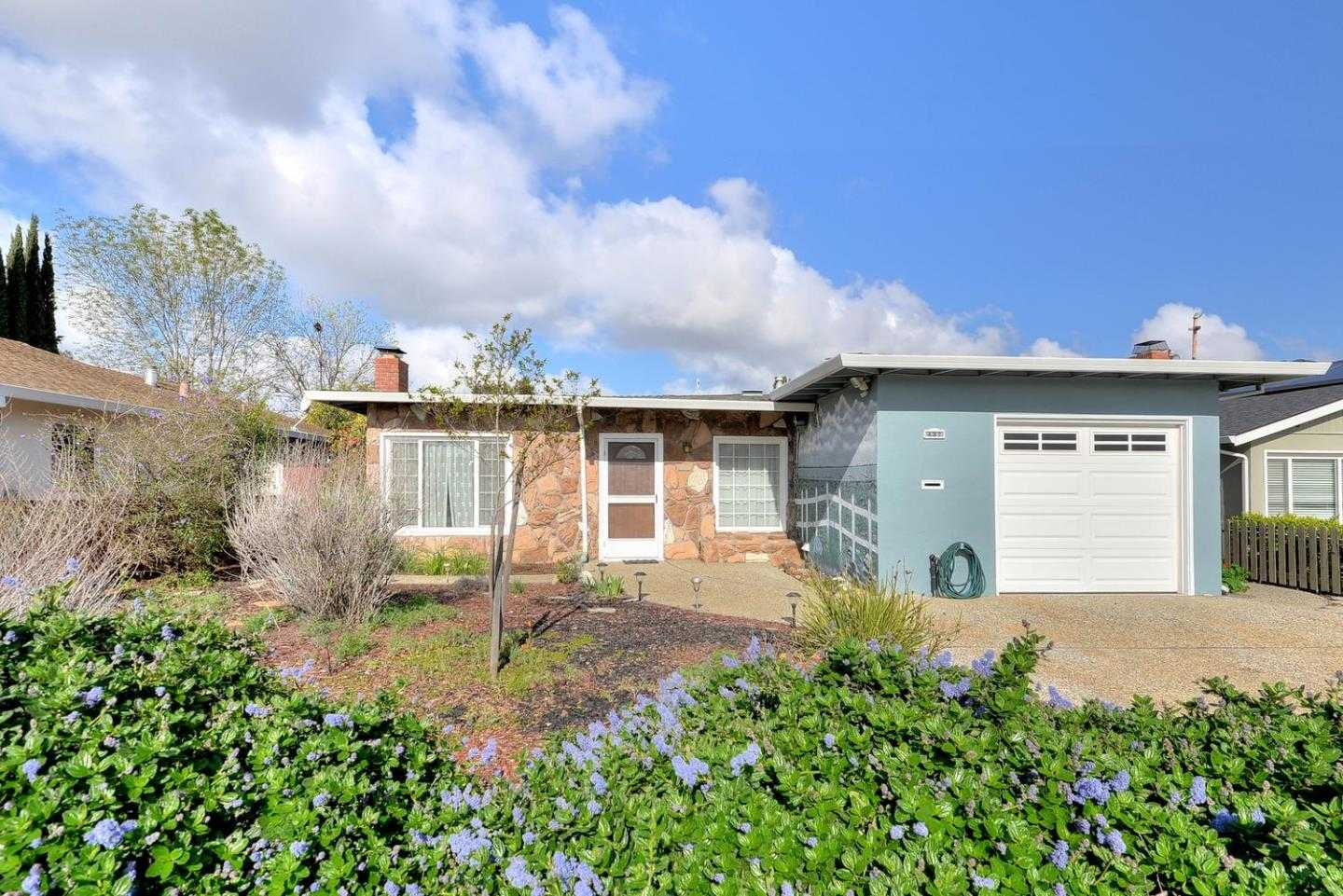 $998,000 - 3Br/1Ba -  for Sale in Sunnyvale