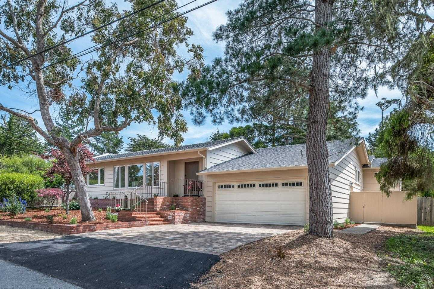 $1,795,000 - 3Br/3Ba -  for Sale in Pebble Beach