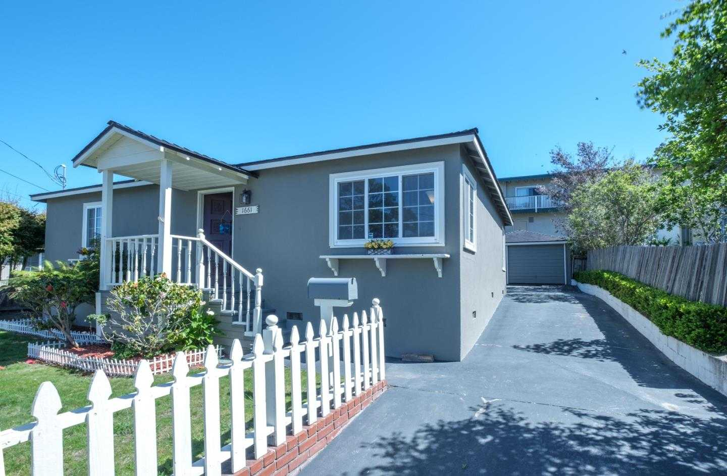 $699,000 - 3Br/2Ba -  for Sale in Monterey